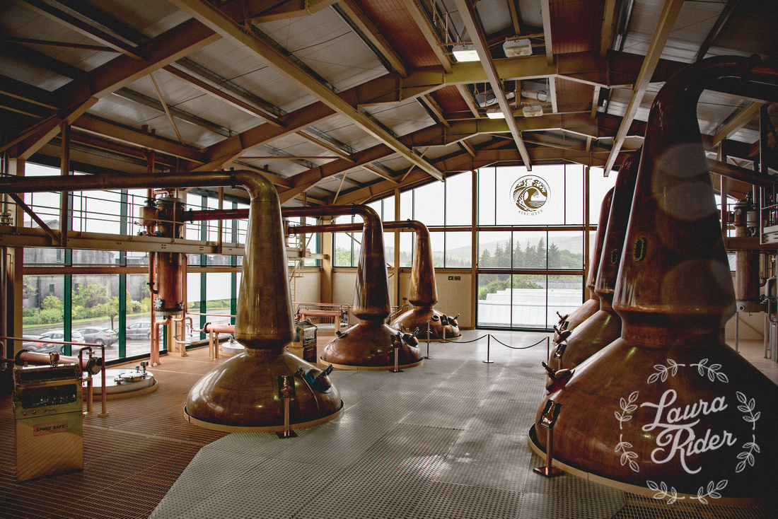 The Glenlivet Distillery, Glenlivet, Scotland