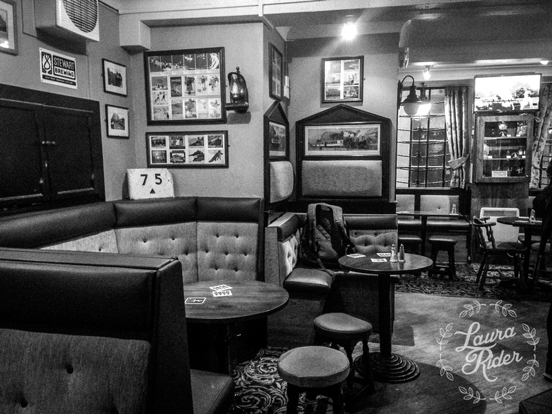 The Halfway House Pub, Edinburgh, Scotland